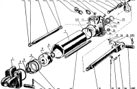 Цилиндр Ц75 Трактор МТЗ 82 Р