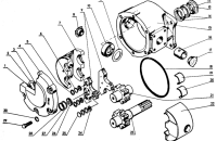 Насос шестерёнчатый Трактор МТЗ 82 Р