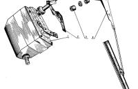 Стеклоочиститель Трактор МТЗ 82 Р
