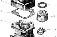 Термостат двигателя Д 155 Л Трактор МТЗ 82 Р