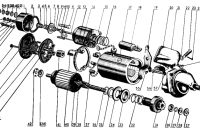 Стартёр СТ 362 пускового двигателя Трактор МТЗ 82 Р