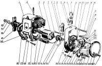 Магнето М124Б1 Трактор МТЗ 82 Р