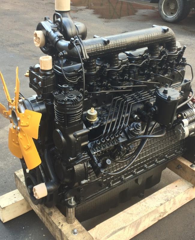 двигатель Д-260 (МТЗ 1221)
