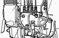 Ремонт топливной аппаратуры трактора МТЗ
