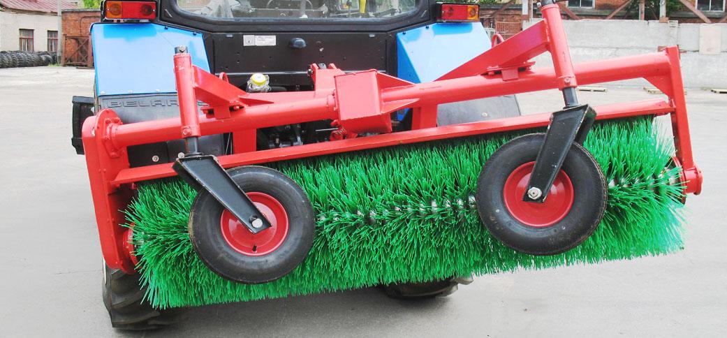 Купить щетку коммунальную для трактора в Саранске