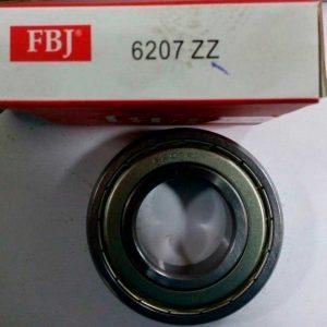 Размер подшипника 6207 zz