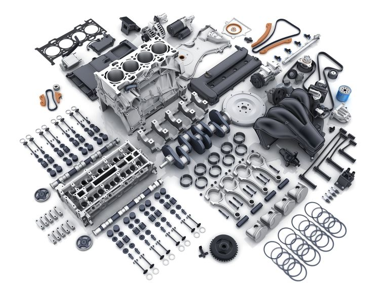 Бензиновый двигатель с воспламенением от сжатия
