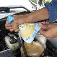Молочная сыворотка для чистки системы охлаждения