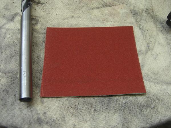 Материалы для полировки цилиндра насоса ГУР
